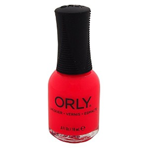 Orly Nail Lacquer - Passion Fruit - 0.6oz / 18ml