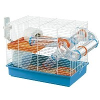 Ferplast Laura Hamster Cage With Accessories by Ferplast [並行輸入品]