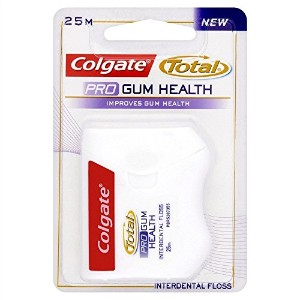 Colgate Total Floss Premium 25m by Colgate [並行輸入品]