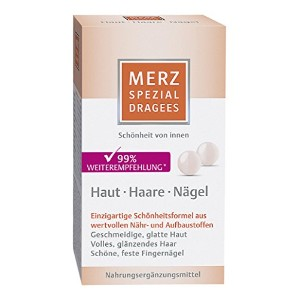 Merz Special Dragees Skin, Hair, Nails (120Pieces) by Merz Spezial