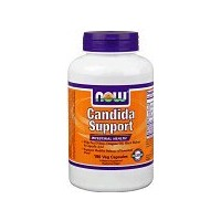 海外直送品Now Foods Candida Clear Formula, 180 Vcaps (Pack of 2)