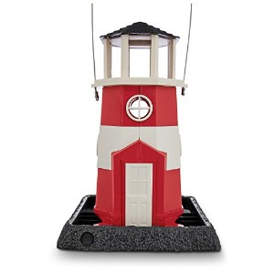 North States Shoreline Lighthouse Bird Feeder [並行輸入品]