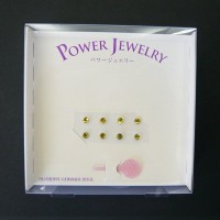 POWER JEWELRY (8, シトリン)