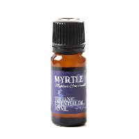 Mystic Moments | Myrtle Organic Essential Oil - 10ml - 100% Pure