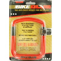The Bike Club ~ The Anti Theft Security Lock Device for Bicycles