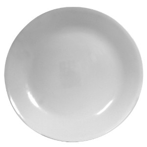 Corelle 6003893 Winter Frost White 10.25 Inch Plate by CORELLE