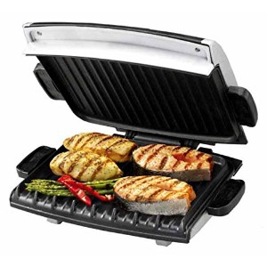 George Foreman ジョージフォアマンGRP99 Next Generation Grill with Nonstick Removable Plates グリル [並行輸入]
