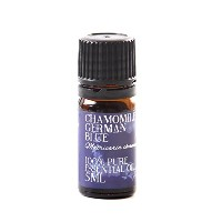 Mystic Moments | Chamomile German Blue Essential Oil - 5ml - 100% Pure