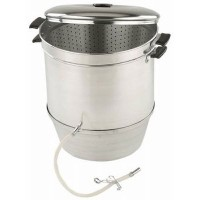 Back to Basics Aluminum Steam Juicer - A12 by AMCO