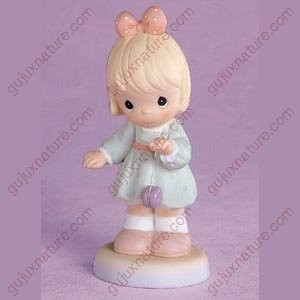 "Precious Moments ""God Knows Our Ups and Downs"" Figurine by Precious Moments [並行輸入品]"