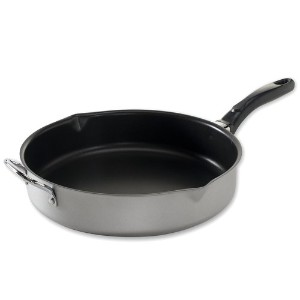 Nordic Ware Professional Weight 12 Inch Texas Skillet With Helper Handle by Nordic Ware
