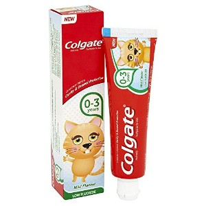 Colgate 50ml Smiles 0-3 Toothpaste