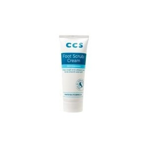 CCS Swedish Foot Scrub Cream - 75ml by CCS