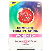 Seven Seas Multivitamin 50+ Women 28 capsule / ?????????????50??28????