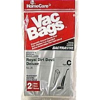 Home Care 28 Vacuum Cleaner Replacement Bags (並行輸入品)