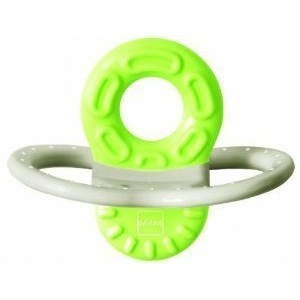 MAM Bite & Relax Teether 2+months - 1pk (GREEN) [Baby Product] [Baby Product] by MAM