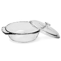 Anchor Hocking Oven Basics Casserole with Cover by Anchor Hocking