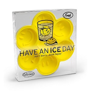 Smiley Ice cube tray Have an Ice Day