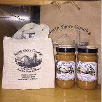 【2個】North Shore Goodies - The Original Coconut Peanut Butter Made in Hawaii - 10oz(約280g)x2個セット ...
