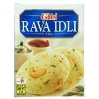 Gits Rava Idli Mix 7oz. (200g) - 1-Pk by Gits [並行輸入品]