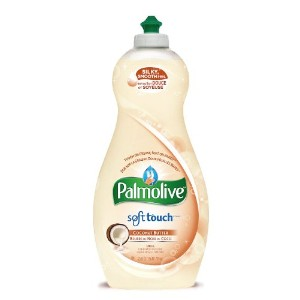 Palmolive Ultra Dish Liquid, Soft Touch Coconut Butter, 25 Ounce by palmolive