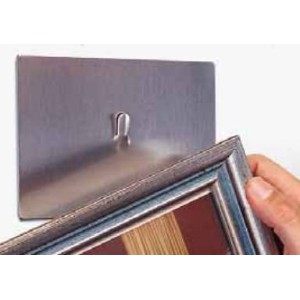 Magna Visual PH-25 6in. x 9in. Magnetic Picture Hangers