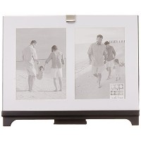 Six Trees Colchester Black 4-Inch by 6-Inch Vertical Photo Frame by Six Trees