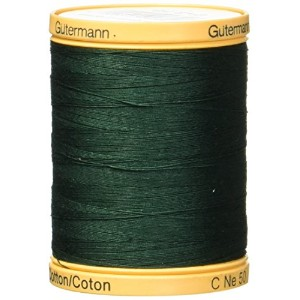 Natural Cotton Thread Solids 876 Yards-Hunter (並行輸入品)