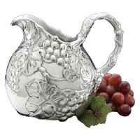 Arthur Court Grape 1-1/2-Quart Small Pitcher by Arthur Court Designs