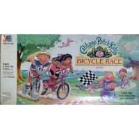 Cabbage Patch Kids Bicycle Race