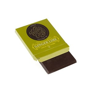 Willie´s Cacao Ginger Lime バルセロナ70% ジンジャー・ビターチョコレート