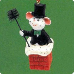 Wee Chimney Sweep 1987 Hallmark Ornament QX4519 by Hallmark [並行輸入品]
