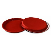 Silikomart Silicone Classic Collection Pizza Pan, 11-Inch by Silikomart