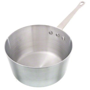Update International ( asp-5 ) 5 1 / 2 QtアルミSauce Pan