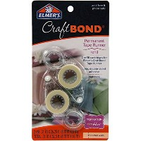 "Elmer's High Tack Permanent Tape Runner Refill 2/Pkg-.31""X315"", For Use In E4006 (並行輸入品)"