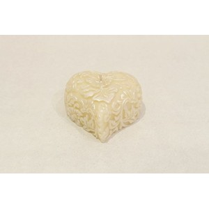 Bee My Candle ハイビスカス Heart(Silver)