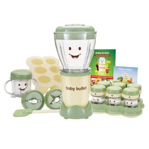 Baby Bullet Complete Baby Care System 並行輸入 離乳食 ミル、ミキサー調理セット