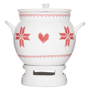 Sagaform 5016207 Christmas Pot with Warmer by Sagaform