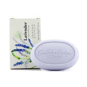 [Crabtree & Evelyn] Lavender Triple Milled Soap - Single 85g/3oz