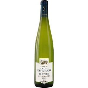 Domaine Schumberger, Les Princes Abbes Pinot Gris (case of 6)