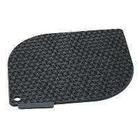 Charles Viancin Honeycomb Pot Holder - Black by Charles Viancin