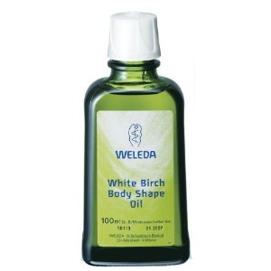 Weleda White Birch Body Oil 100ml by N/A [並行輸入品]