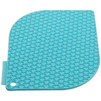 Charles Viancin Honeycomb Pot Holder - Turquoise by Charles Viancin