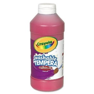 CYO543115038 - Crayola Artista II Washable Tempera Paint by Crayola