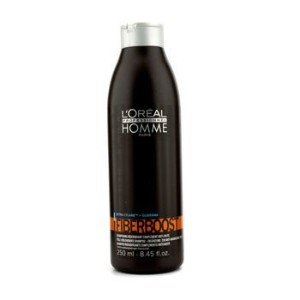 Professionnel Homme Fiber Boost Shampoo 250ml/8.45oz by L'Oreal Paris [並行輸入品]