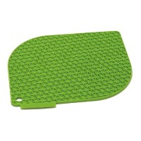 Charles Viancin Honeycomb Pot Holder - Bamboo Green by Charles Viancin