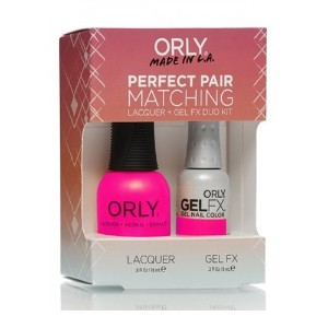 Orly Nail Lacquer + Gel FX - Perfect Pair Matching DUO - Beach Cruiser