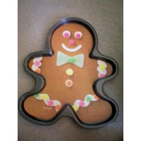 WiltonノンスティックGingerbread Cookie Pan