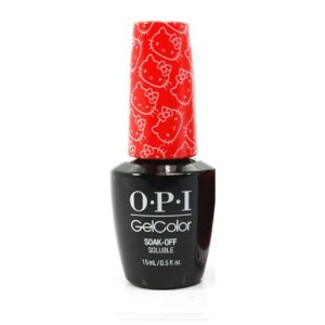 OPI GelColor - 5 Apples Tall - 0.5oz / 15ml