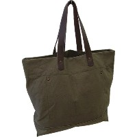 BRUSHUP STANDARD トートバッグ STONE CANVAS STONE TOTE L OL BUS008 [正規代理店品]